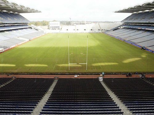 Croke Park will stage rugby and soccer games in 2008