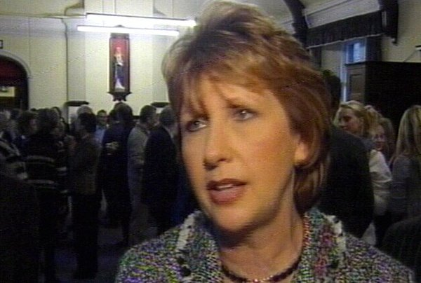 President McAleese - 'Conditions could not be better'