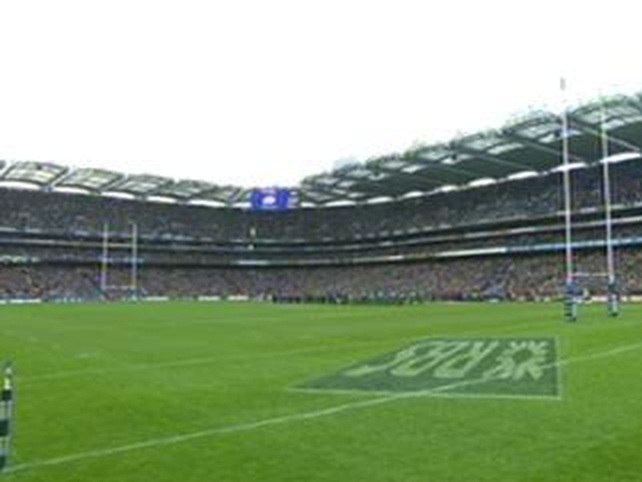 Croke Park - Anglo corporate hospitality scrutinised