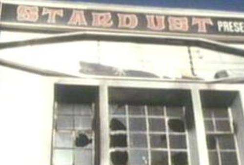 Stardust - 48 people died in fire