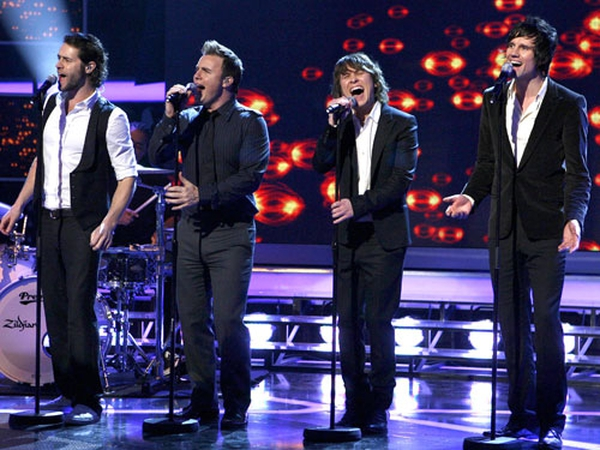 Take That - Songs will feature in a musical