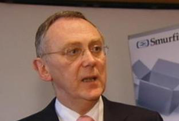 Gary McGann - Defends Anglo role