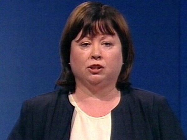 Mary Harney - Current law prohibitive
