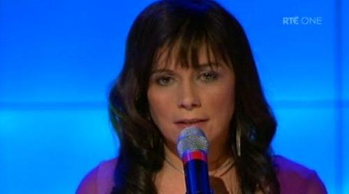 Cathy Jordan of Dervish