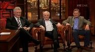 Pat Spillane, Eamon Dunphy and Ciaran Fitzgerald