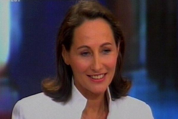 Ségolène Royal - Born in Dakar, Senegal