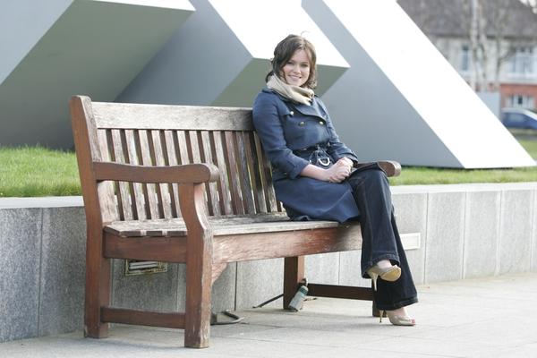 Cecelia Ahern - big in Germany