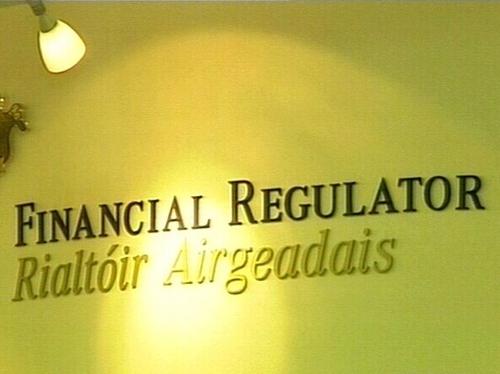 Financial Regulator - Evidence on bank bailout