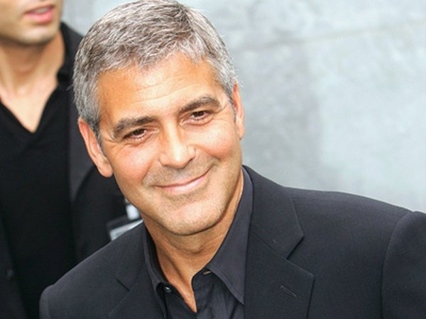 Clooney - Claims he's 'too selfish' to have kids