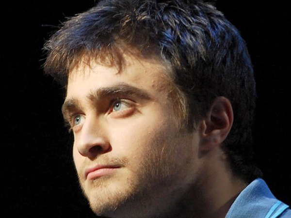 Radcliffe - Currently starring in stage play Equus
