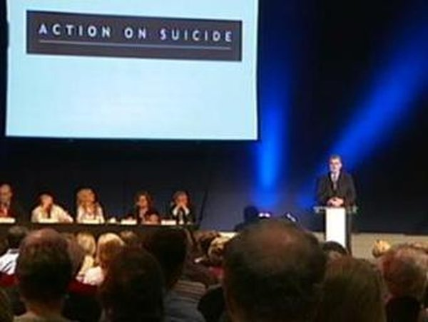Suicide - Conference in Dublin