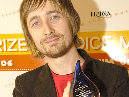 Hannon - Won for album Victory for the Comic Muse
