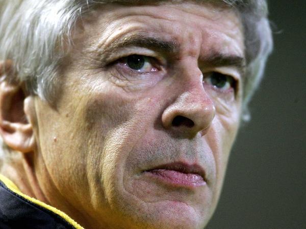 Arsene Wenger is currently double-jobbing