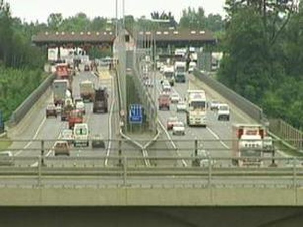 West-Link Toll Bridge - Protest over toll rates
