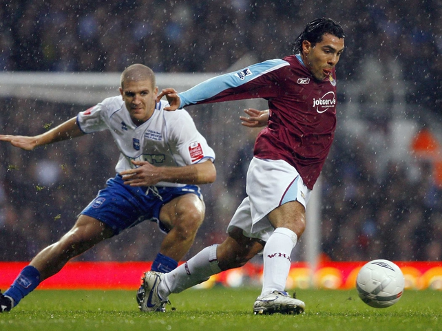 Carlos Tevez can finally leave West Ham