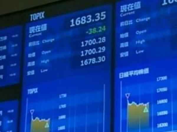 China stock market - Bid to halt gallop