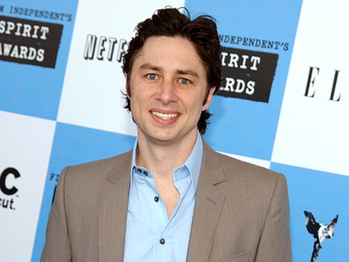 Braff - Deal would make him one of the highest paid male actors on TV