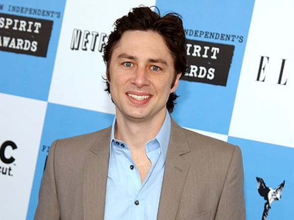 Braff - In negotiations about directing pilot