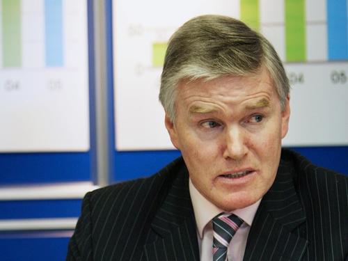 Philip Fitzsimons - FBD chief executive