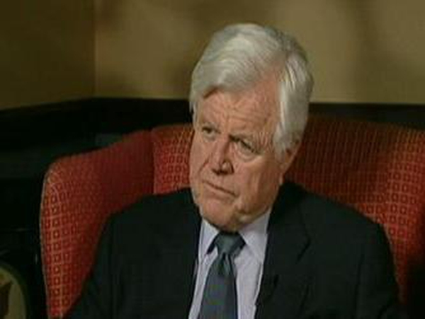 Ted Kennedy - Backing reform