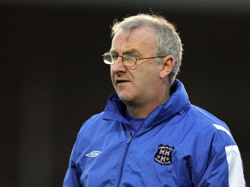 Shelbourne manager Dermot Keely will be disappointed not to have taken three points against Monaghan