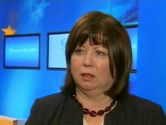 Mary Harney - Respects decision