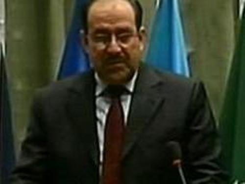 Nuri al-Maliki - In Iran for talks