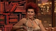 Cleo Rocos is best known as the glamorous