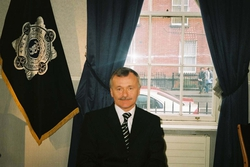 <STRONG>Detective Inspector Michael O'Connell, Garda Síochána</STRONG>