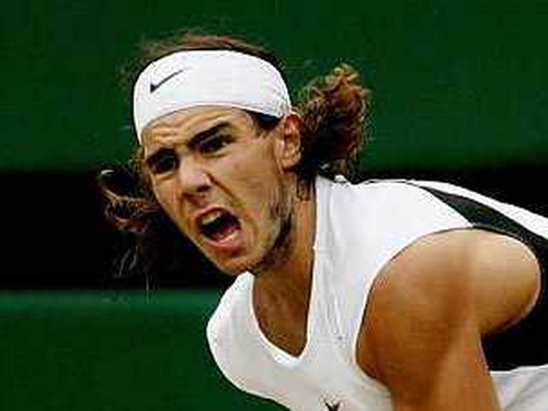 Rafael Nadal is the hot favourite at Roland Garros