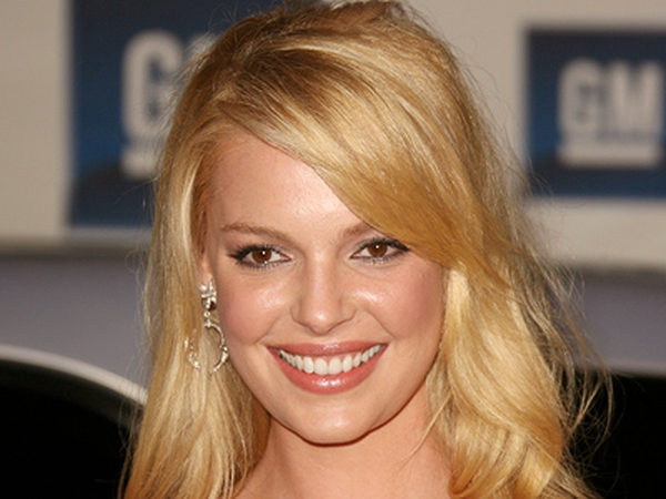 Heigl - Voted Most Desirable Woman of 2008