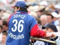 Joyce defends England's tactics