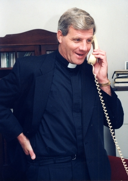 <STRONG>Fr Michael Kennedy</STRONG>