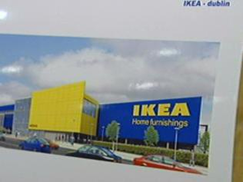 IKEA - 3,000 on opening morning