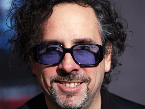 Tim Burton - Golden Lion for Lifetime Achievement