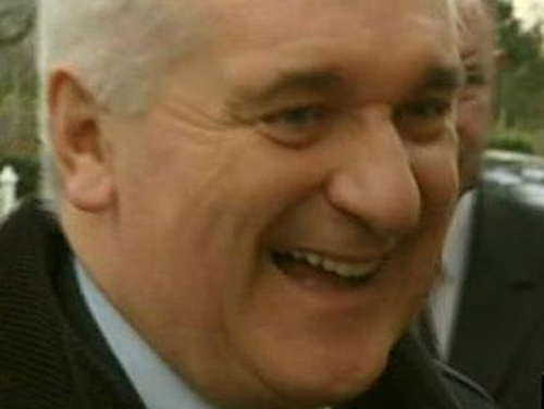 Taoiseach Bertie Ahern - To visit new arrivals