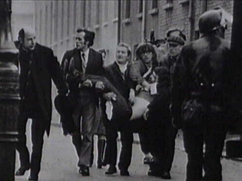 Bloody Sunday - Report into deaths of 14 people