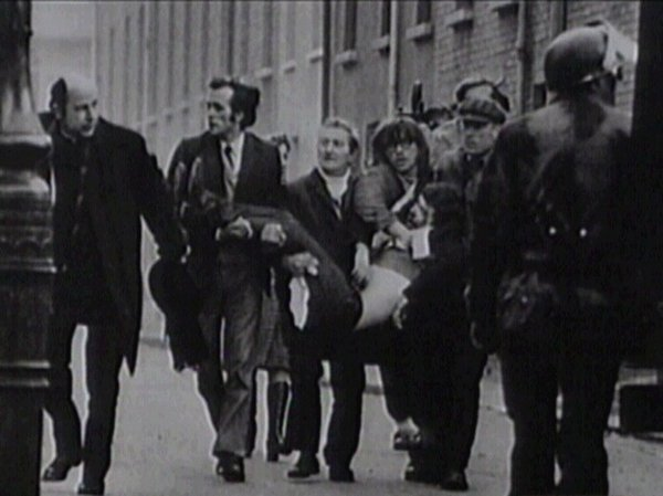 Bloody Sunday - Inquiry into 1972 killings