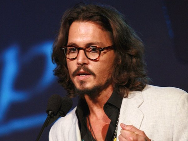 Depp - Was interested in starring in first film