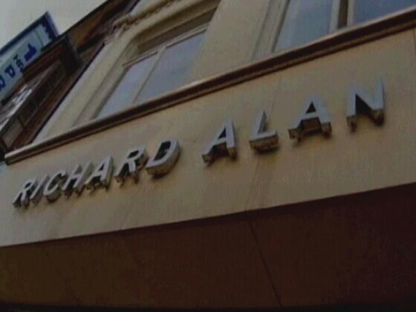 Richard Alan - Barron makes settlement