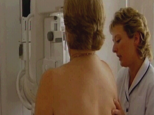 Cancer screening - Two-year wait for mammogram