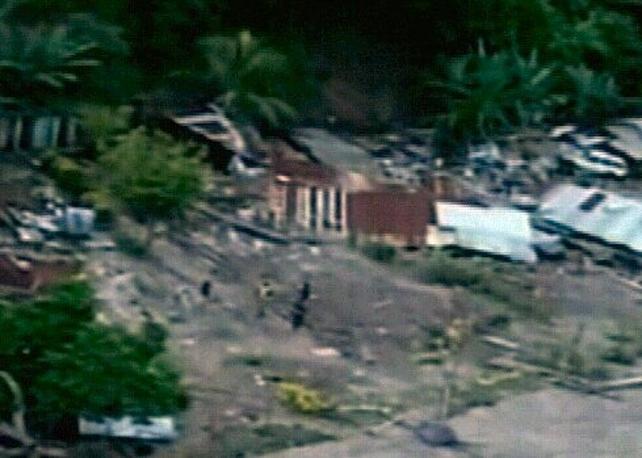 Solomon Islands - Aftermath