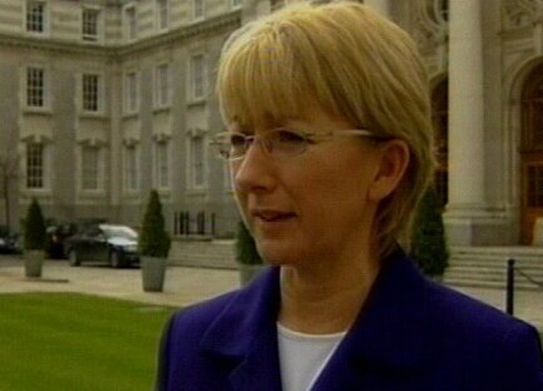 Mary Hanafin - Change in society reflected in schools