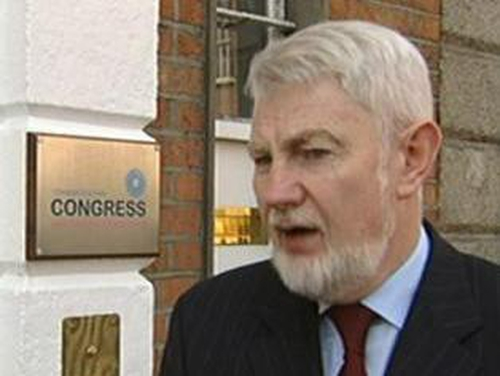 David Begg - ICTU inflation plan