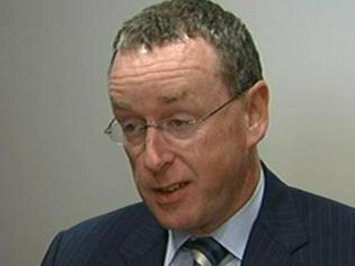 Mark Moran - Hails new chief