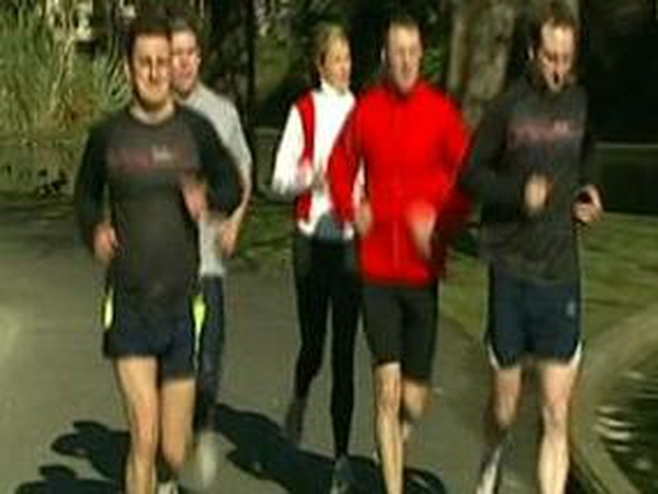 Runners - Compete in Belfast races