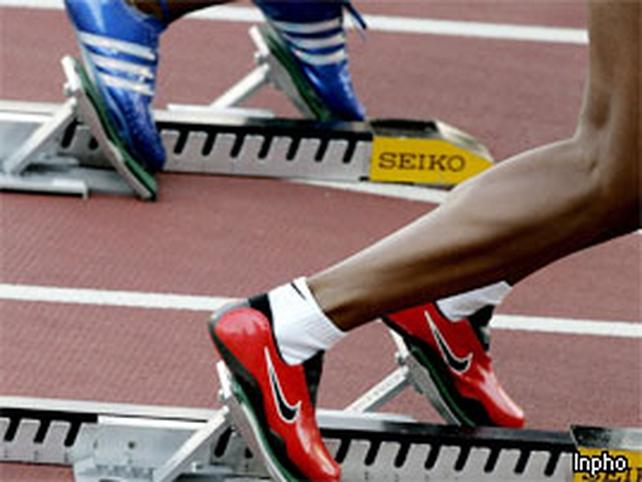 Schoneborn stays strong to win pentathlon