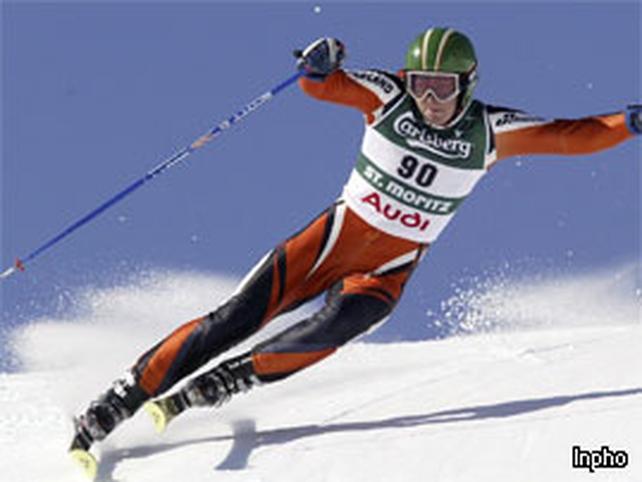 Raich wins World Cup giant slalom