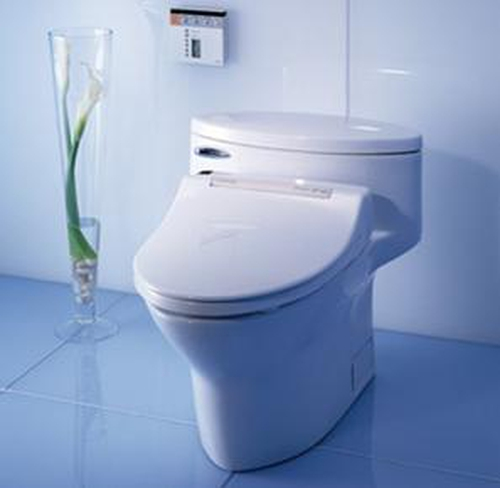 Toto's Washlet - 29 cases of smoking or catching fire