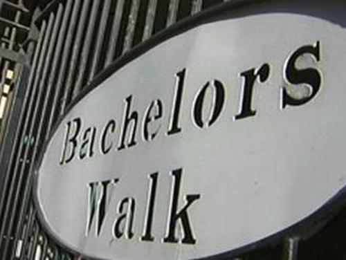 Bachelors Walk - Brothel run out of apartment